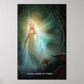 Faerie Leasha Poster