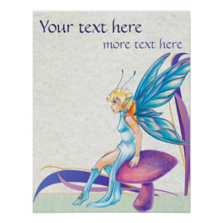 Faerie Poster