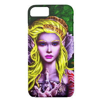 Faerie Princess Fantasy Art iPhone 7 Case