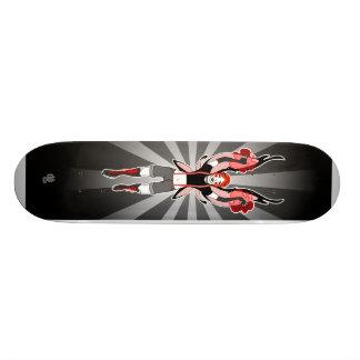 Faerie Punk 21.6 Cm Skateboard Deck