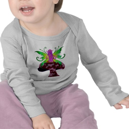Faerie Toadstool Shirt