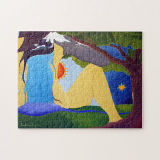 Faeries 14x11 Puzzle with Gift Box