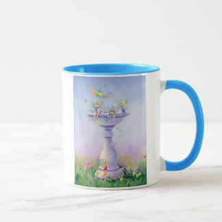 FAERIES BUBBLE BATH by SHARON SHARPE Mug