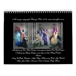 Faeries in the Forest Calendar
