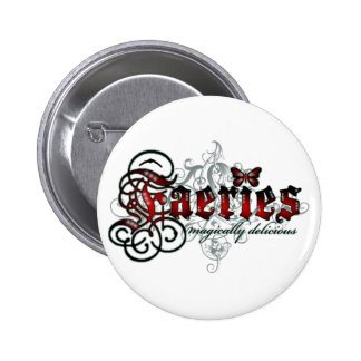 Faeries Magically Delicious Buttons