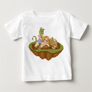 Faery Land Friends Pixel Art T Shirts
