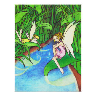 Faery Tale Poster