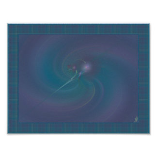 Faery Wand Abstract Art Posters