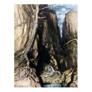Fafner Postcard