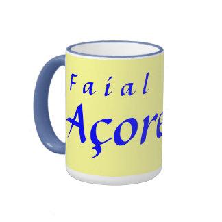 Faial Ceramic Mug