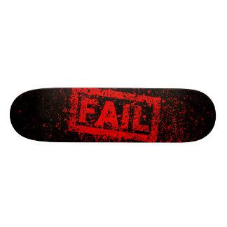 FAIL 19.7 CM SKATEBOARD DECK
