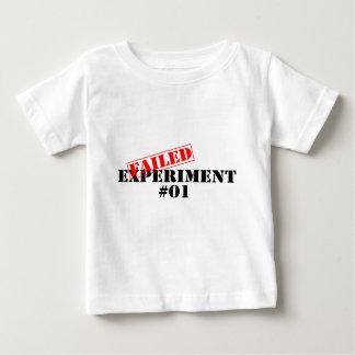 Failed Experiment Baby T-Shirt