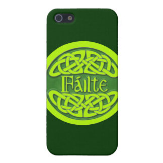 Failte - Cead Míle Fáilte Cover For iPhone 5/5S