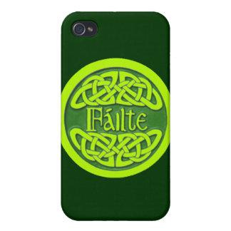 Failte - Cead Míle Fáilte iPhone 4/4S Case