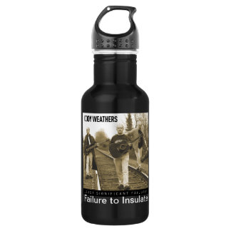 Failure to Insulate 532 Ml Water Bottle