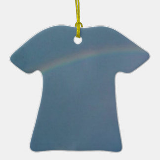 Faint Rainbow Ceramic T-Shirt Decoration