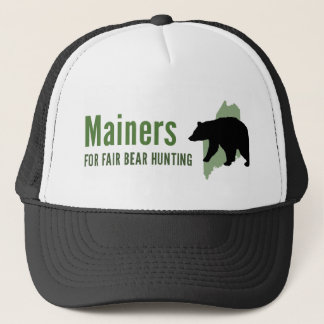 Fair Bear Hunt Trucker Hat
