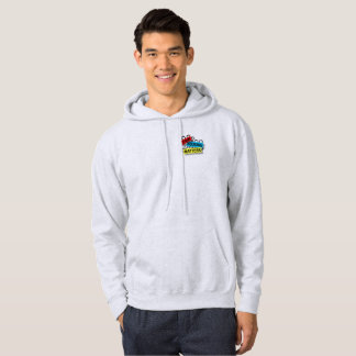 Fair Housing Matters - Men's Hooded Sweatshirt
