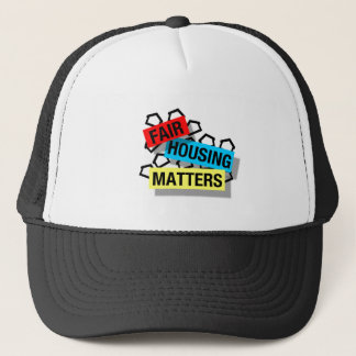 Fair Housing Matters - Trucker Hat