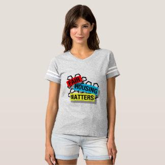 Fair Housing Matters - Women's Football Shirt