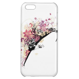 Fair Lady Bridal Shower Party iPhone Cover Case iPhone 5C Cases