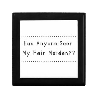 Fair Maiden Gift Box