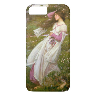 Fair Maiden Renaissance Phone Case