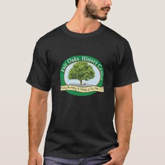 Fair Oaks History Museum Green Logo - Dark Shirts
