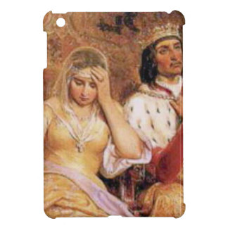 fair queen and king iPad mini cases