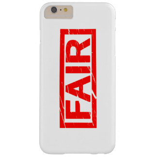 Fair Stamp Barely There iPhone 6 Plus Case