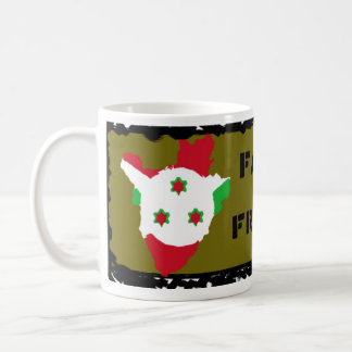 Fair Trade: Burundi Mug