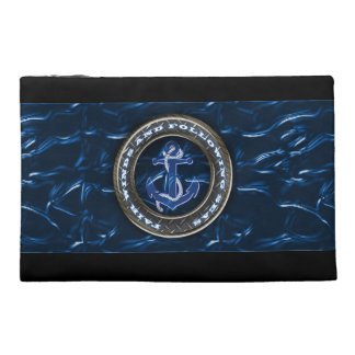 Fair winds and following seas anchor travel accessory bags