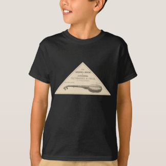 Fairbanks & Cole Kid's dark short sleeve T-Shirt