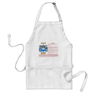 Fairbanks (meaning) standard apron
