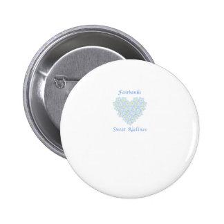 Fairbanks Sweet Adelines Chorus Pinback Buttons