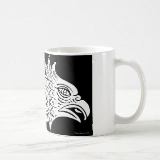 Fairbanks-Vega Headstock Gryphon Coffee Mug