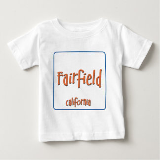 Fairfield California BlueBox Tee Shirt