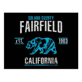 Fairfield Postcard