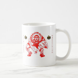 FAIRFIELD WRESTLING MUG - Customized