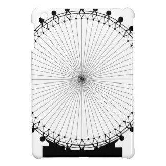 Fairground Big Wheel iPad Mini Cover