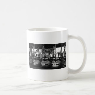 Fairground Dodgem Bumper Car Coffee Mug