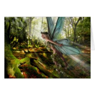 fairie card