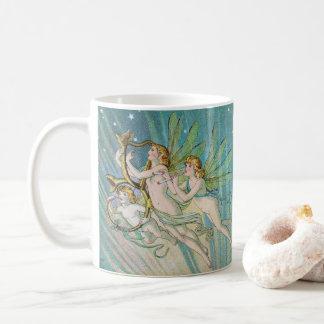 """Fairies"" and E. Gertrude Thomson Coffee Mug"