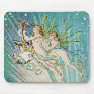 """Fairies"" and E. Gertrude Thomson Mouse Pad"
