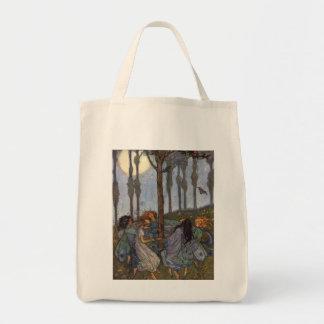 Fairies Dance Around a Tree,