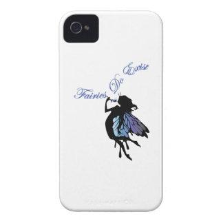 Fairies Do Exist Case-Mate iPhone 4 Case