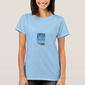 Fairies flying home T-Shirt