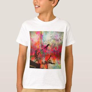 Fairies Spreading Daisy Seeds T-Shirt