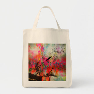 Fairies Spreading Daisy Seeds Tote Bag