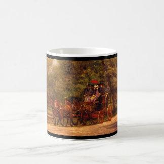 Fairman Rogers Four-in-Hand'_Art of America Coffee Mug